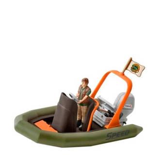 Wild Life rubberboot met ranger 42352