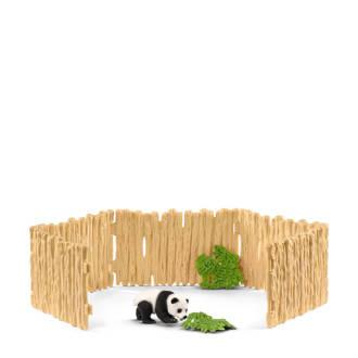 Wild Life paddock met panda 42429