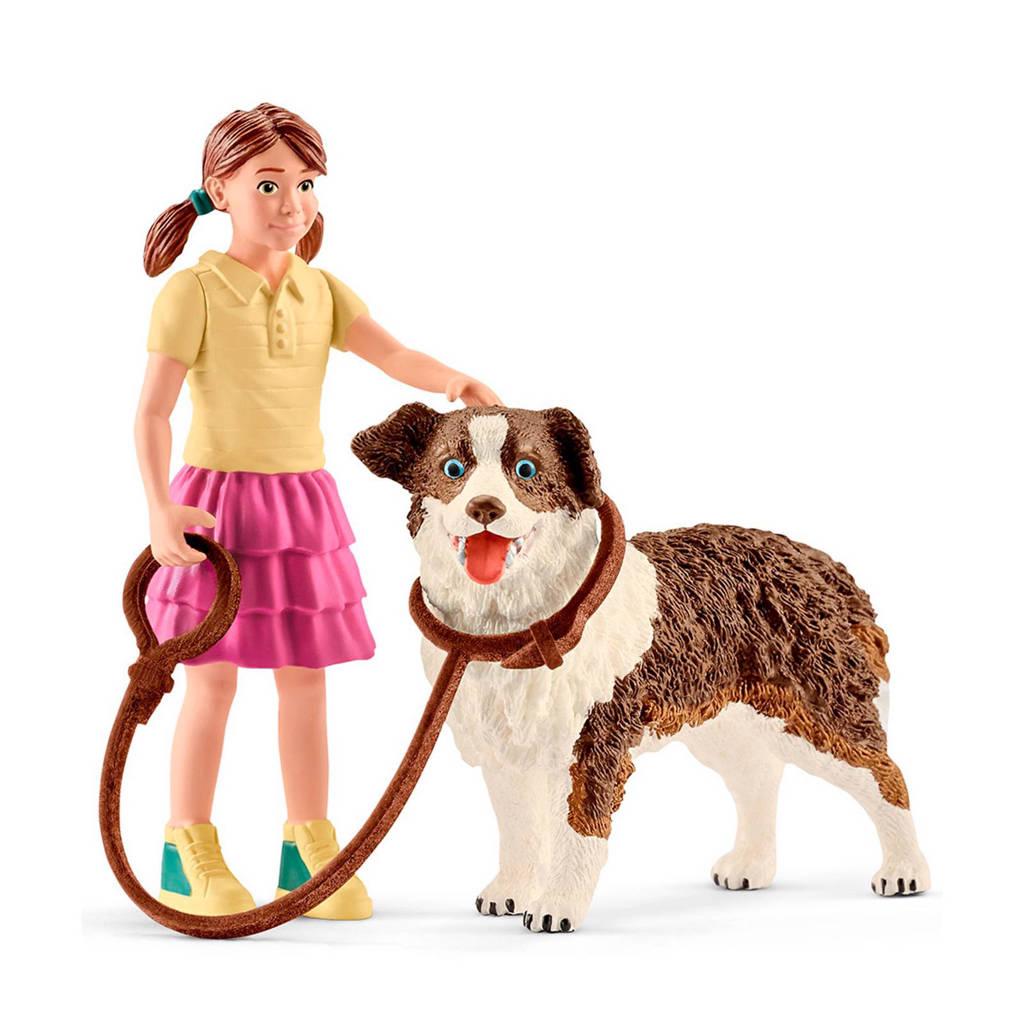 Schleich Farm World hondenhok 42376
