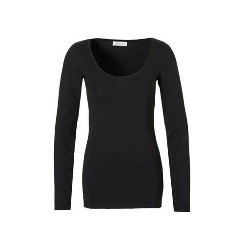 Modstr??m basic T-shirt Basic zwart