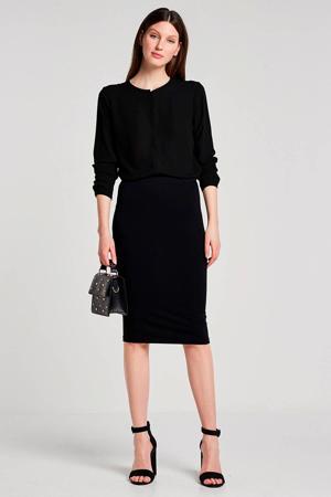 Cyler blouse zwart