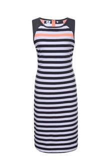 Heline outdoor jurk met strepen