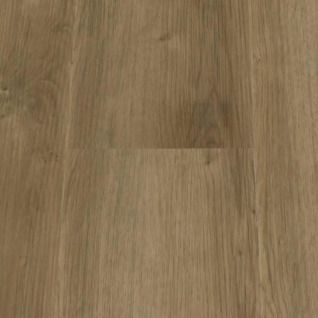 Flexxfloors Click Basis kunststof vloer Coral, Bruin eiken