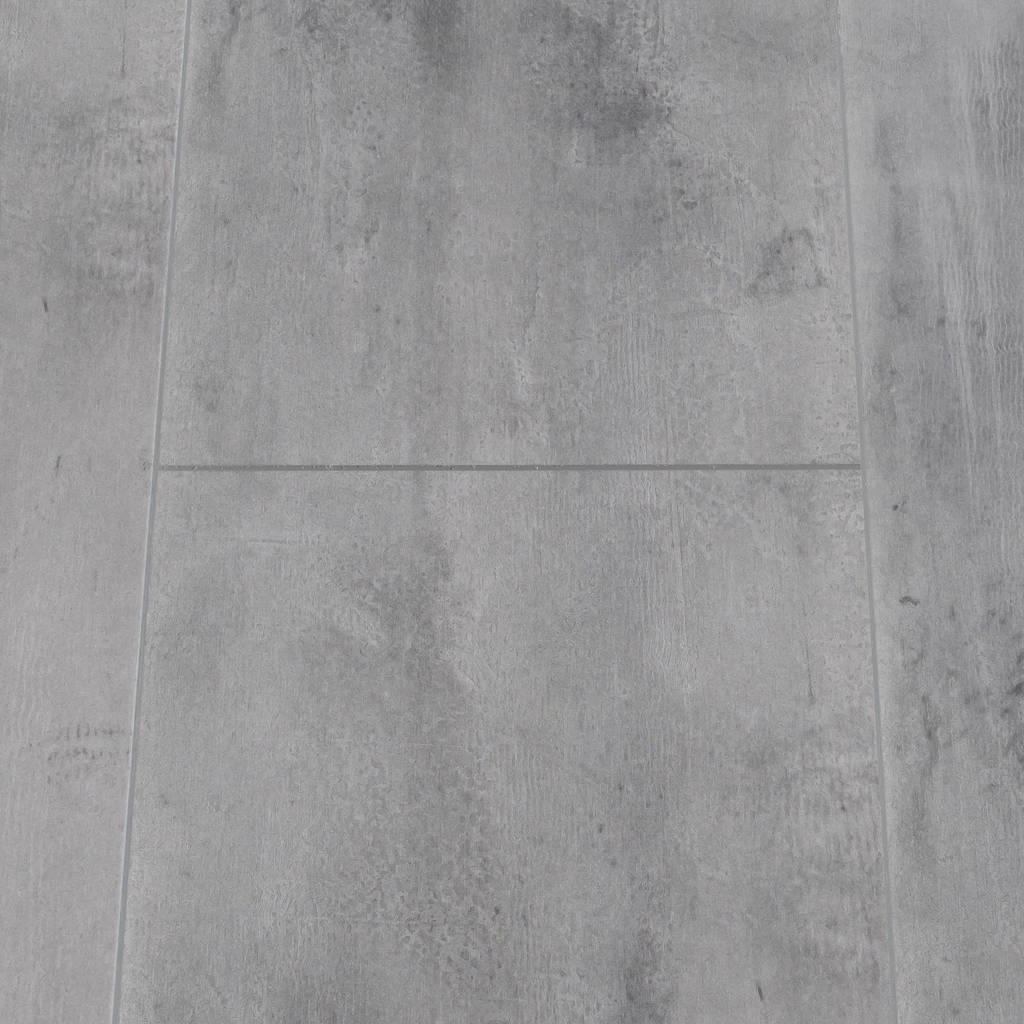 Flexxfloors Click Deluxe kunststof tegel Arctic, Grijs beton