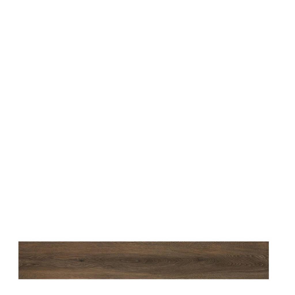 Flexxstairs stootbord donkergrijs eiken, Donkergrijs eiken