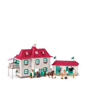 groot huis met Paardenbox 42416