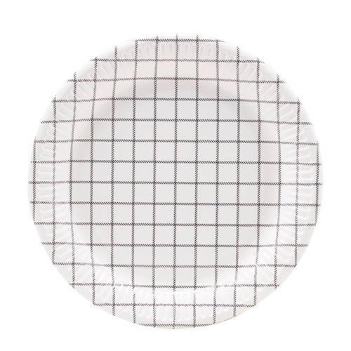 Nicolas Vahé papieren borden (set van 12) kopen