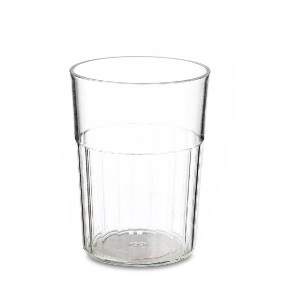 Mepal Basic longdrinkglas (Ø7 cm) (kunststof), Transparant