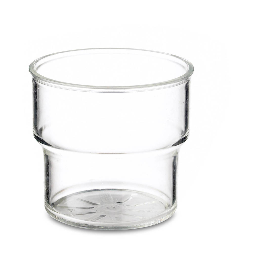 Mepal Basic kopje (Ø8 cm) (kunststof), Transparant