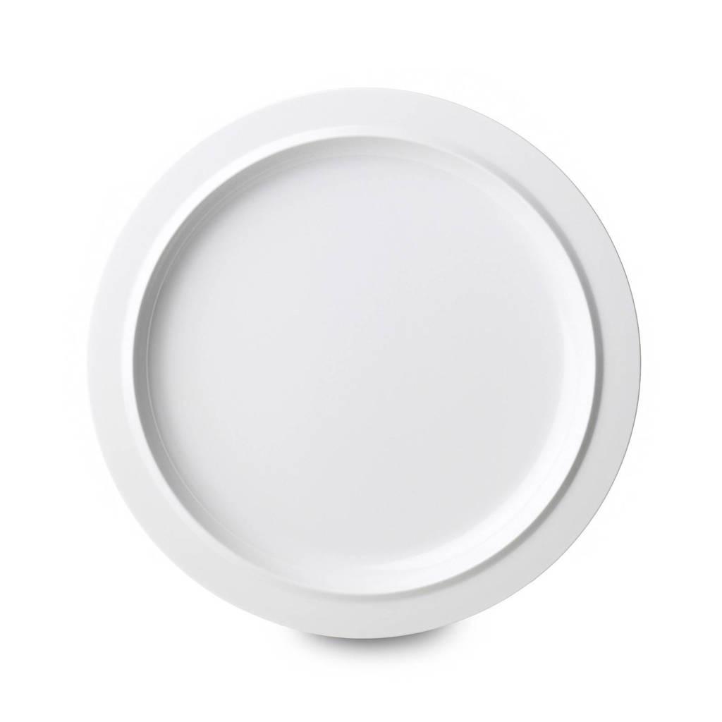 Mepal Basic ontbijtbord (Ø22 cm) (melamine), Wit