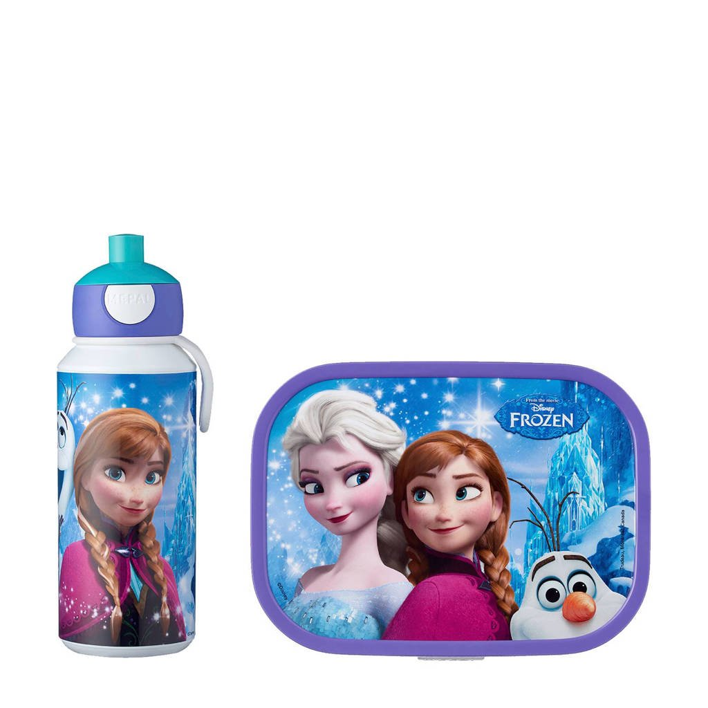 Mepal Campus lunchset - Frozen Sisters Forever, Multi