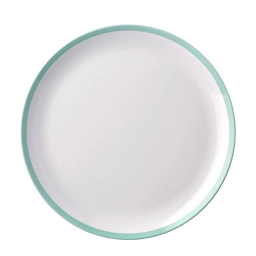 Mepal Flow ontbijtbord (Ø23 cm) (melamine), Groen