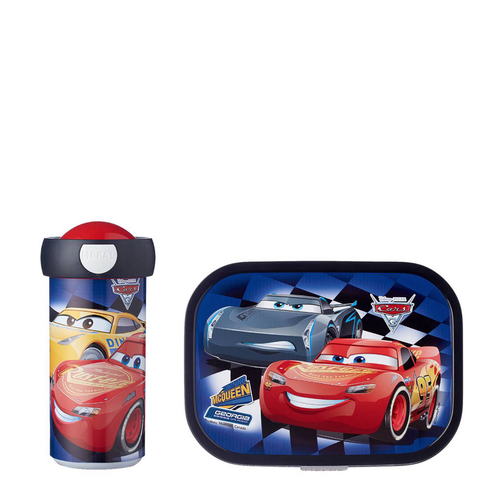 Mepal Campus lunchset - Cars