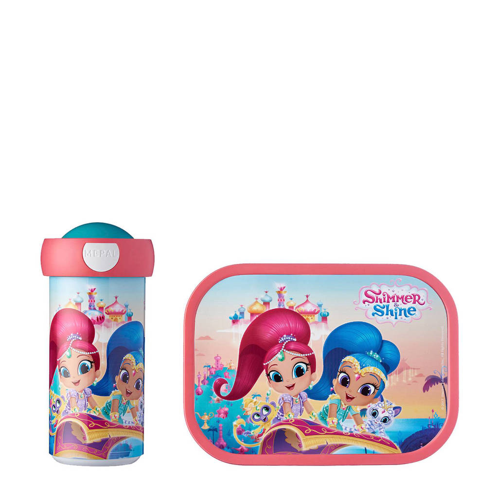 Mepal Campus lunchset - Shimmer & Shine