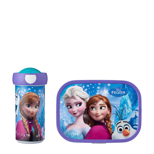Campus lunchset Frozen Sisters Forever
