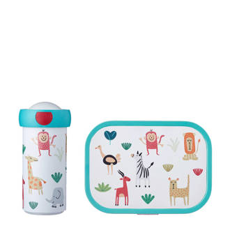 Campus lunchset - Animal Friends