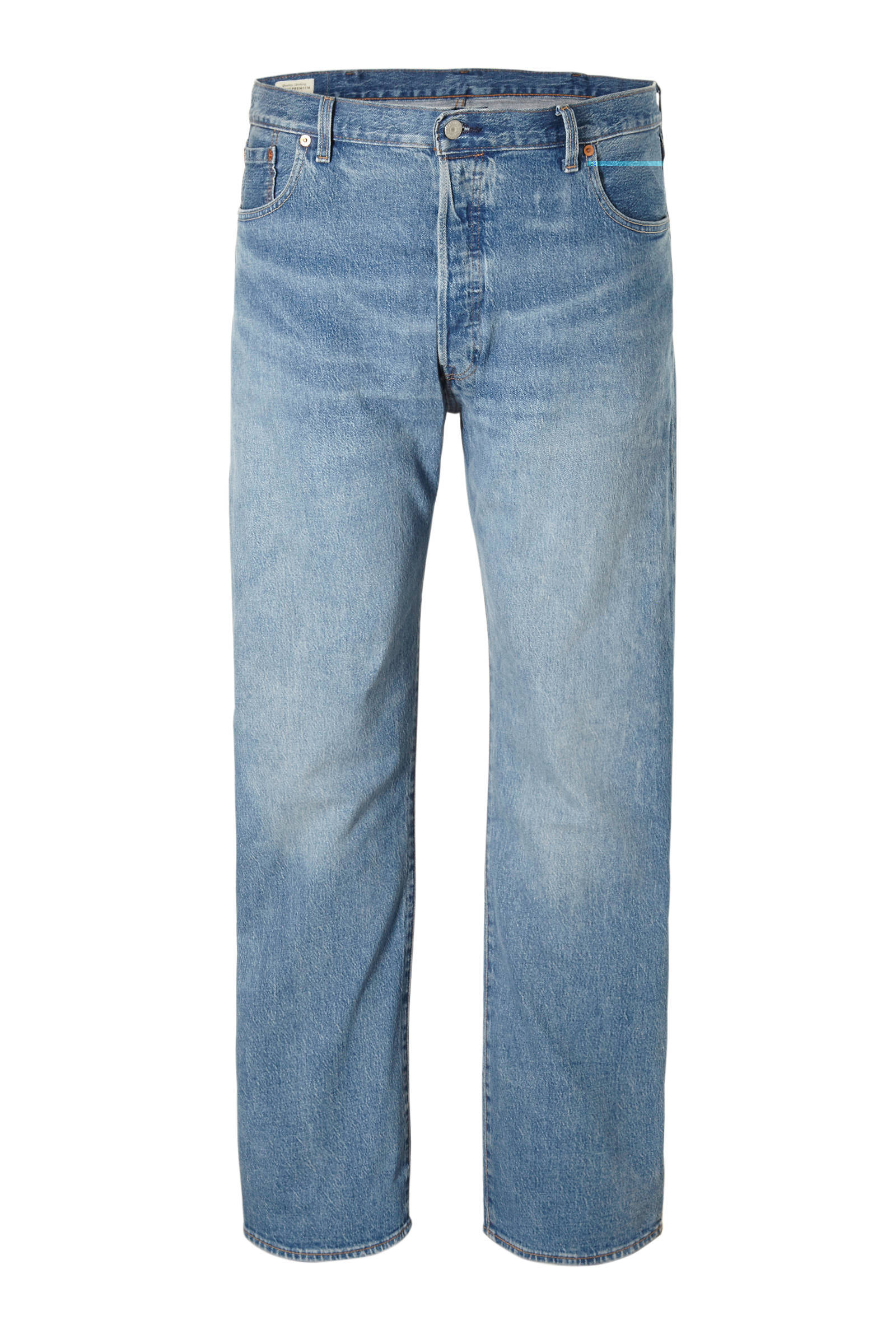 Levi's Big and Tall 501 Button Fly jeans  (heren)