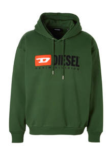 Division hooded sweater