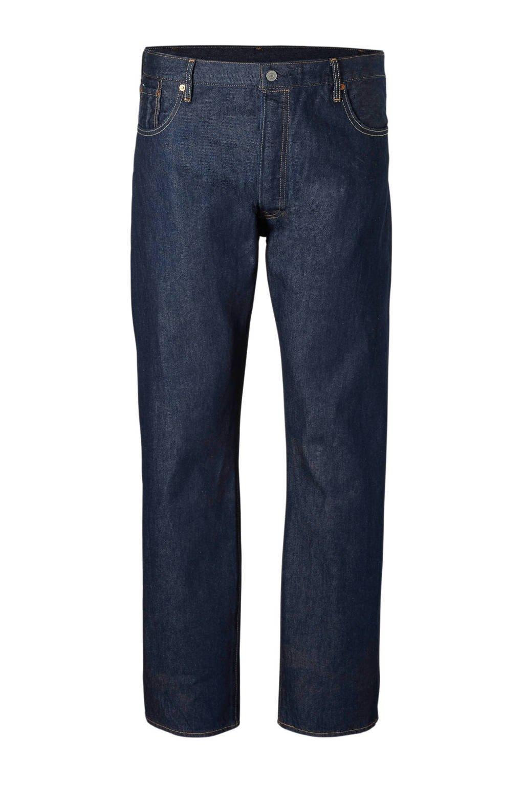 Levi's Big and Tall straight fit jeans 501, Clint Warp