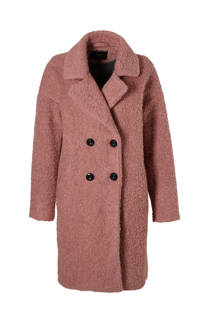 ONLY teddy coat (dames)