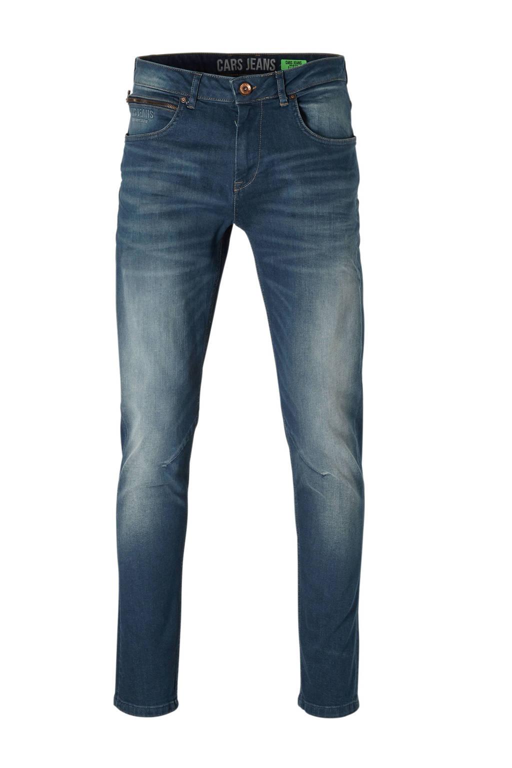 Cars  slim Atkins slim fit jeans, Forest blue used