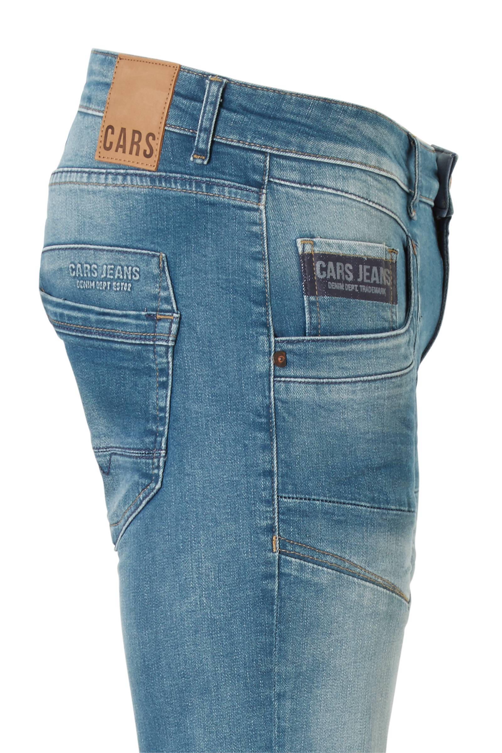 Cars slim fit jeans Stockton green cast used   wehkamp