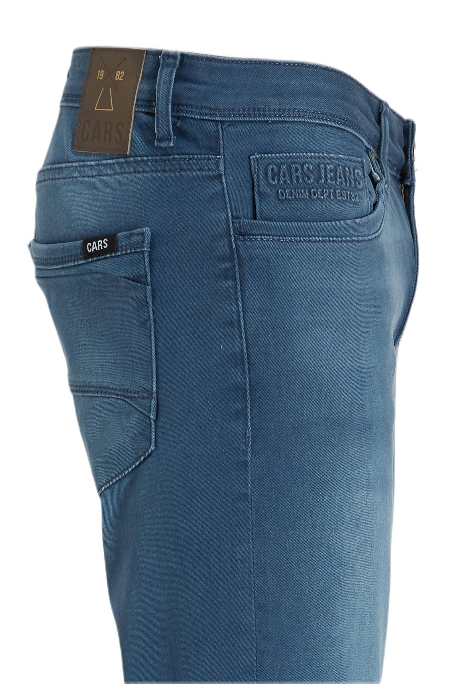 Cars slim fit jeans Blast dallas blue | wehkamp