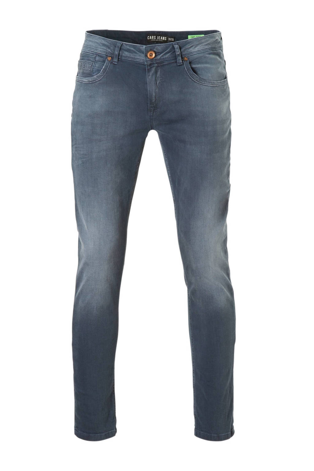 Cars slim fit jeans Blast, Dallas Blue