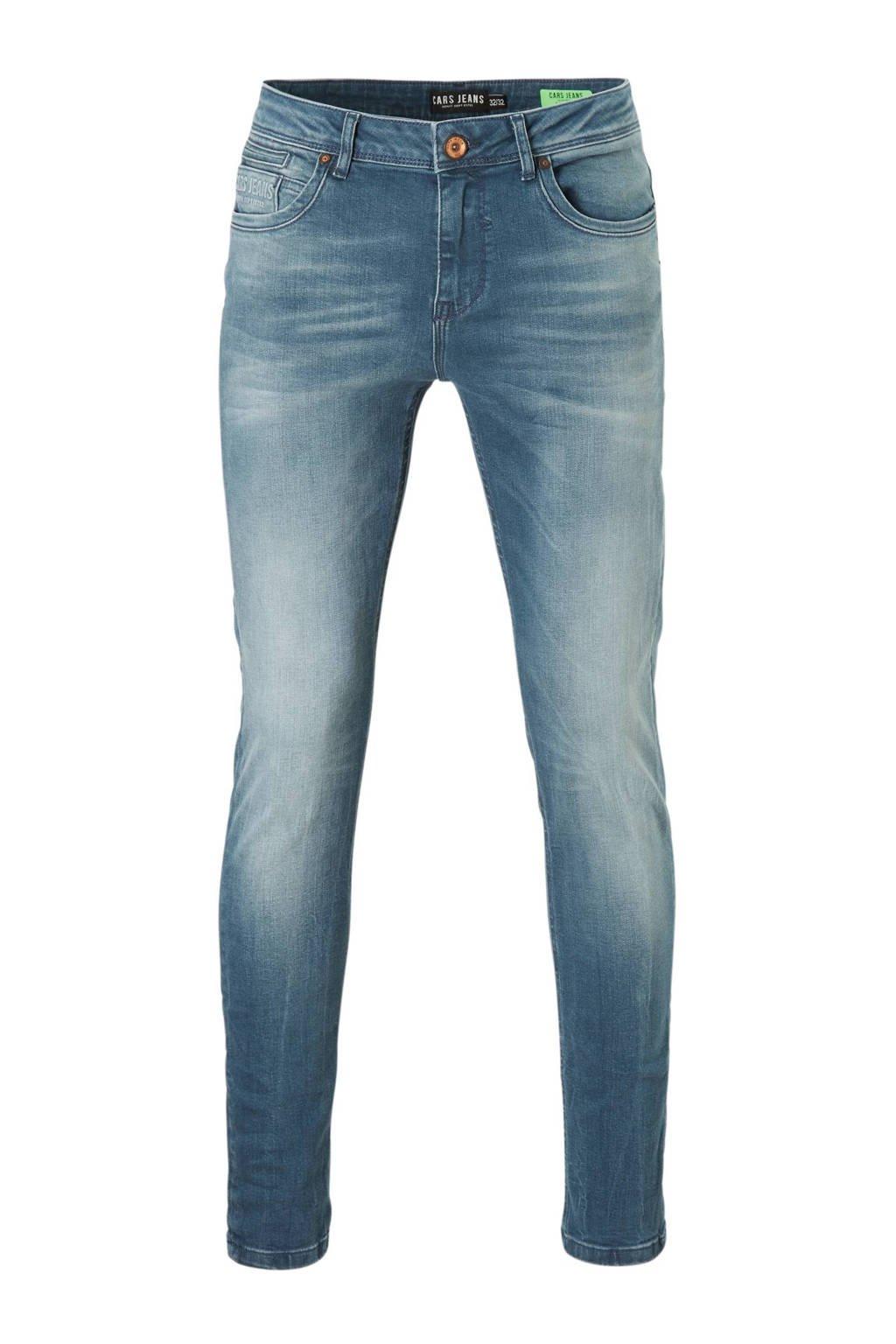 Cars Blast slim fit jeans, Lion Blue