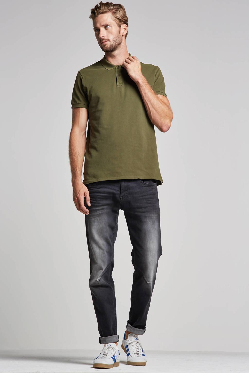 Cars slim fit jeans Atkins, Grijs