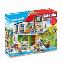 Playmobil City Life  ingerichte school