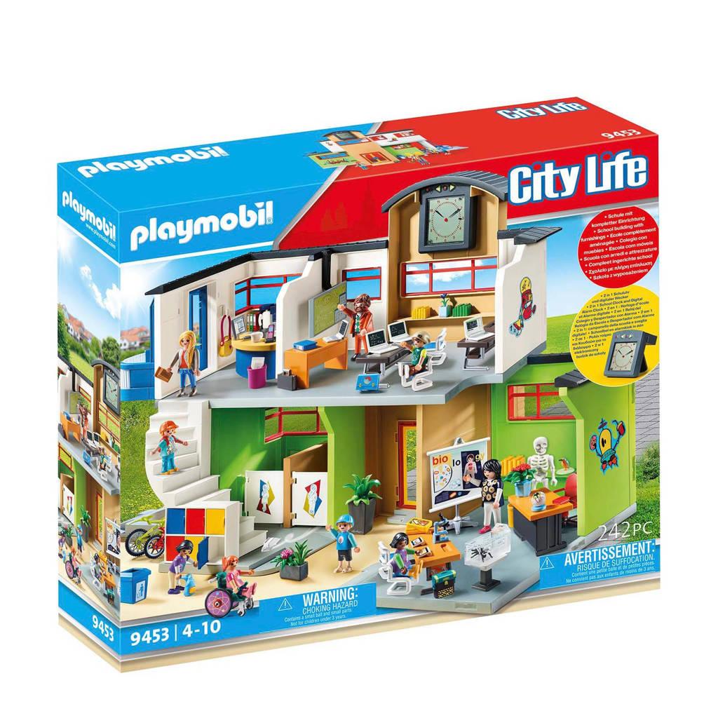 Playmobil City Life ingerichte school 9453