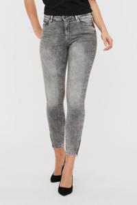NOISY MAY jeans NMKIMMY light grey denim, Grijs