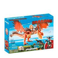 Playmobil Dragons Snotvlerk & Haaktand 9459