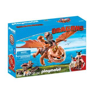 Dragons Vissenpoot & Speknekje 9460