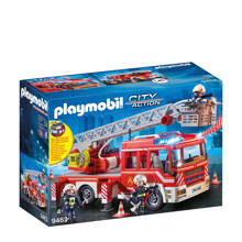 City Action brandweer ladderwagen 9463
