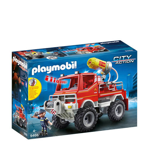Playmobil 9466 speelgoedvoertuig