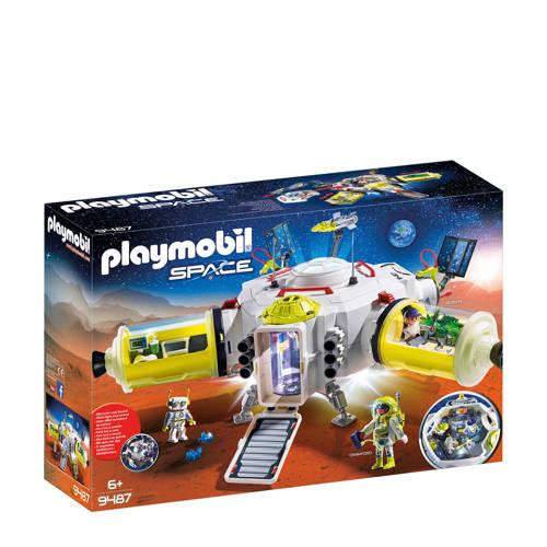 Playmobil Space ruimtestation op Mars 9487 kopen