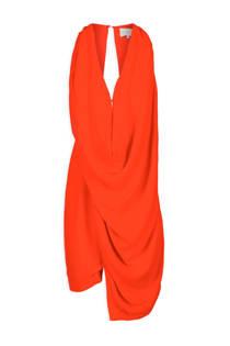 Morgan Georgia May Jagger jurk oranje (dames)