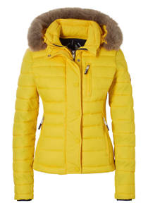Superdry Fuji Slim Double Ziphood jas (dames)
