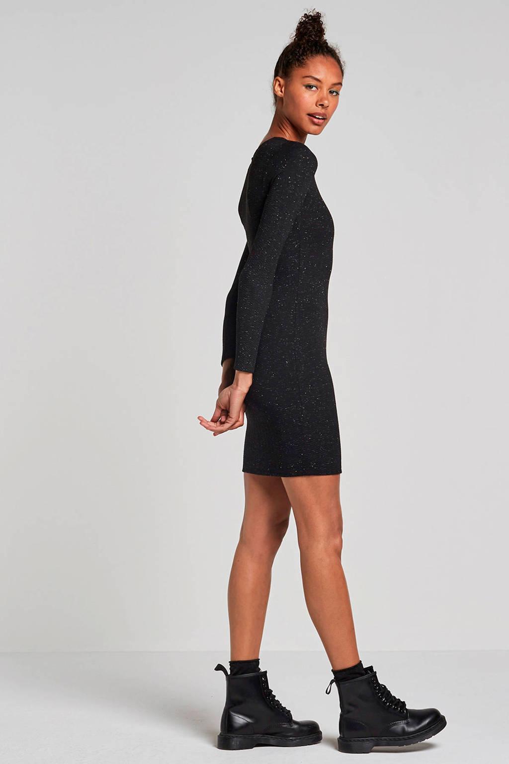 0d7edaa2914b36 Superdry Bailey jurk met lurex