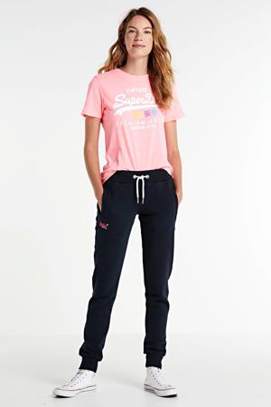 Orange label sweatpants