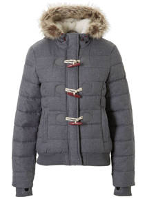 Superdry Margl Toggle Puffle Jas (dames)