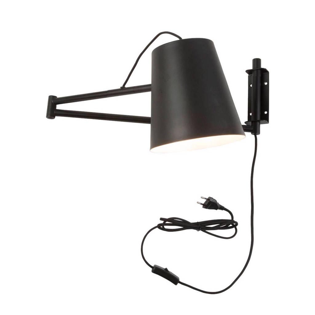 it's about RoMi wandlamp Brisbane, Zwart