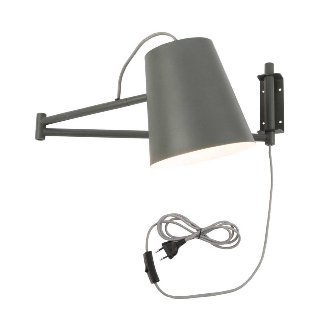 It's about RoMi wandlamp Brisbane, Grijsgroen