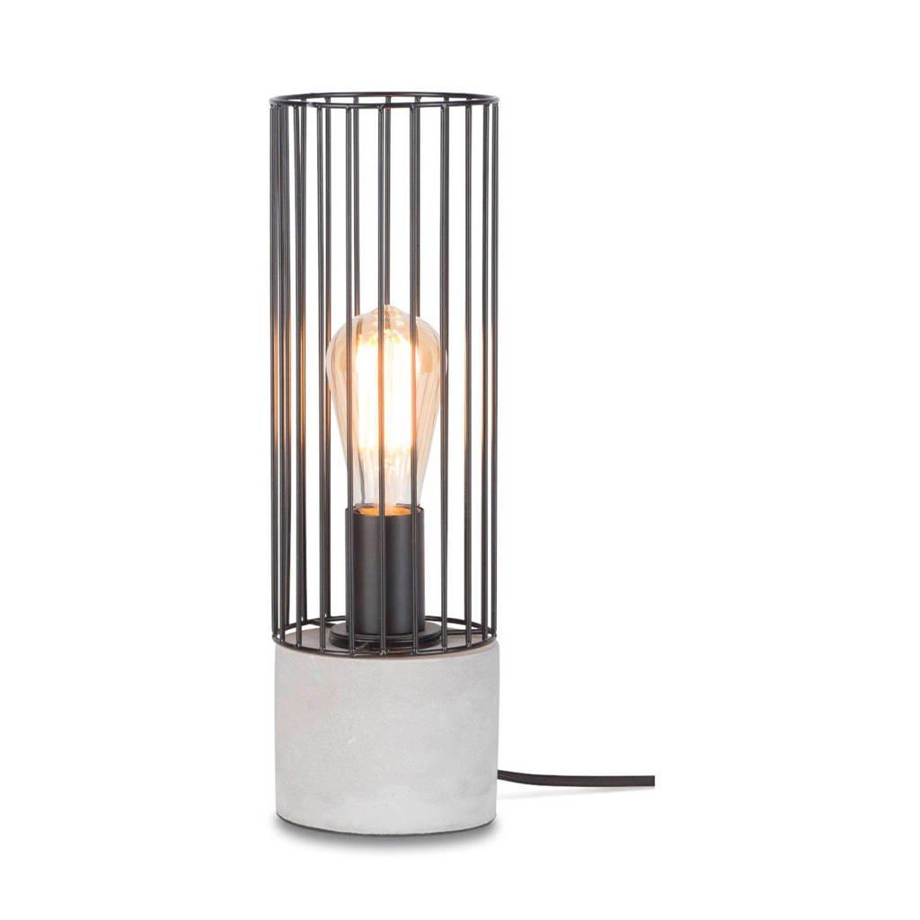 it's about RoMi tafellamp Memphis, Zwart/grijs