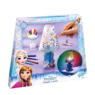 Disney Frozen  eigen lamp maken