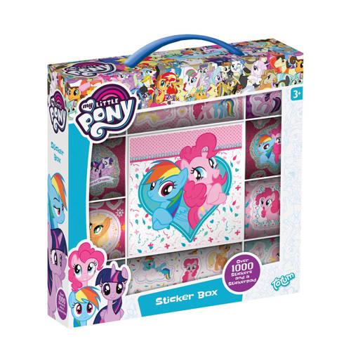 Totum My Little Pony stickerbox kopen