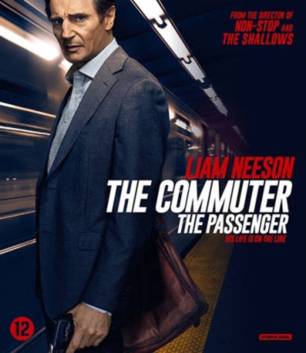 Commuter (Blu-ray)