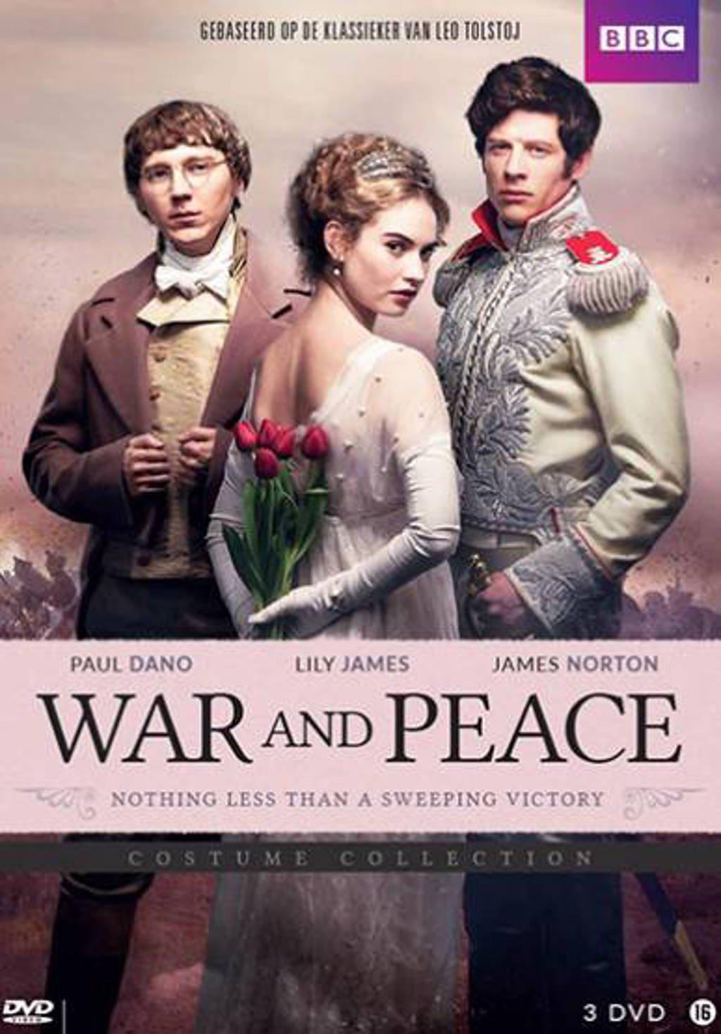 War & Peace (2016) (DVD)